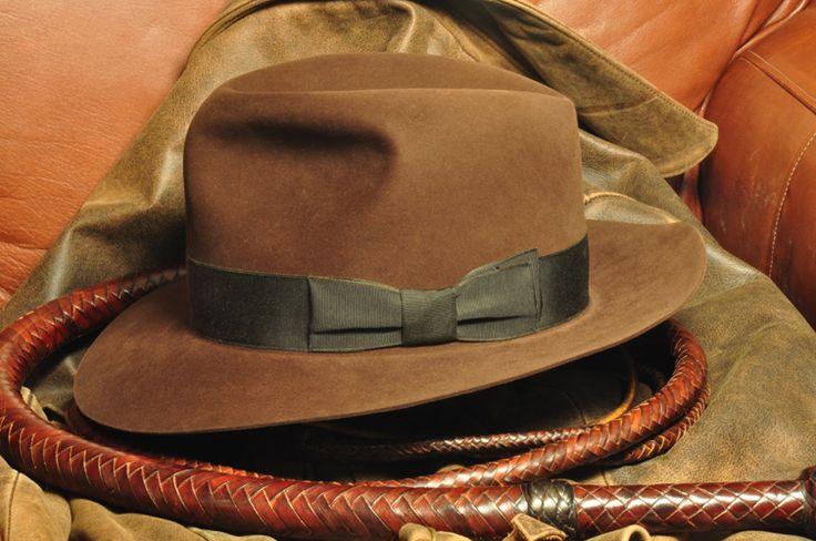Indiana Jones Adventurbilt Hats Co.