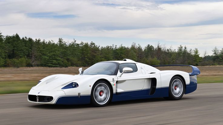 One of fifty Maserati MC12s produced, this car set a new world record for the model in Duemila Ruote, with a final sale price of €3,024,000 ($3,235,680).