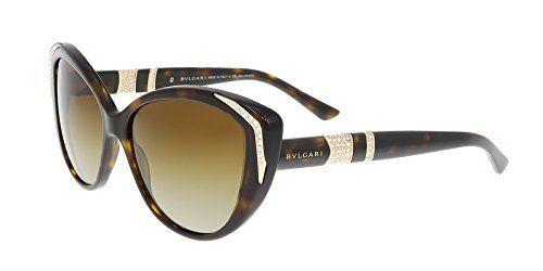 89fee0532a3 Bvlgari 8151BM 504T5 Tortoise 8151BM Cats Eyes Sunglasses Polarised Lens  Categ -- Click for Special