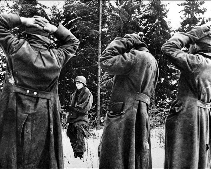 Account of the battle of the bulge