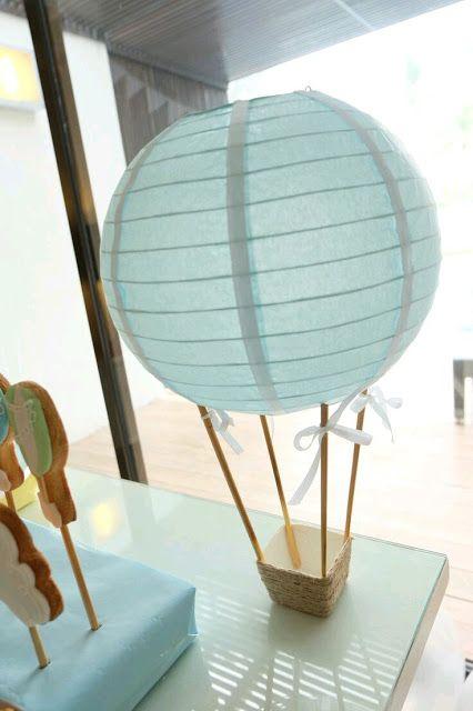 más y más manualidades: Decora tu fiesta con lámparas de papel
