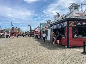 Halifax Waterfront - Nova Scotia