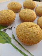 Cornbread Muffins || vegan|gluten-free option | Plantiful Wellness