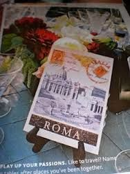 wedding table names vintage travel - Google Search