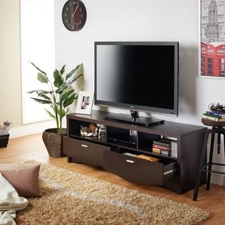 Shop for Furniture of America 59-inch Espresso TV Stand. Get free shipping at Overstock.com - Your Online Furniture Outlet Store! Get 5% in rewards with Club O!