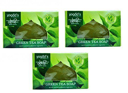 KHADI VAGAD HANDMADE SOAP - GREEN TEA (PACK OF 3) (MRP 24... http://www.amazon.in/dp/B06X1FWFRC/ref=cm_sw_r_pi_dp_x_bF7Qyb0BPK1ZG