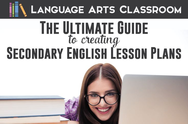 Creating high school English lesson plans can be daunting. This will walk you through the process and give an example of an ELA lesson plan.
