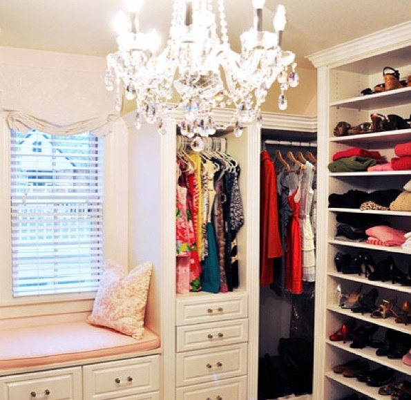 Closet Organizing Closet Organization Pinterest The Chandelier Bedroom Ideas And Walk In