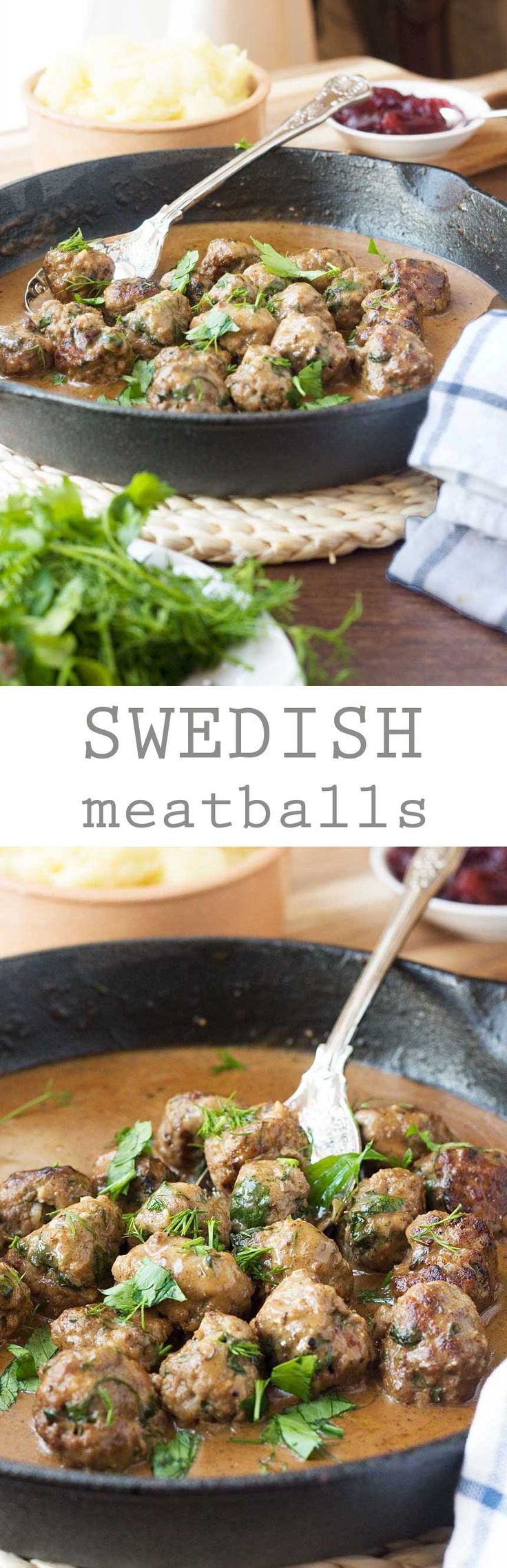 Swedish meatballs - can easily rival the meatballs from 'that' furniture store!