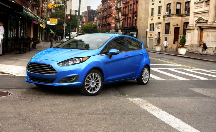 2017 Ford Fiesta Hatchback Automatic Review: Last Call?