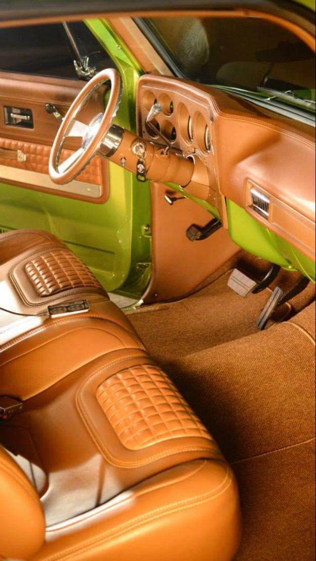 1976 C-10. Gas Monkey Garage