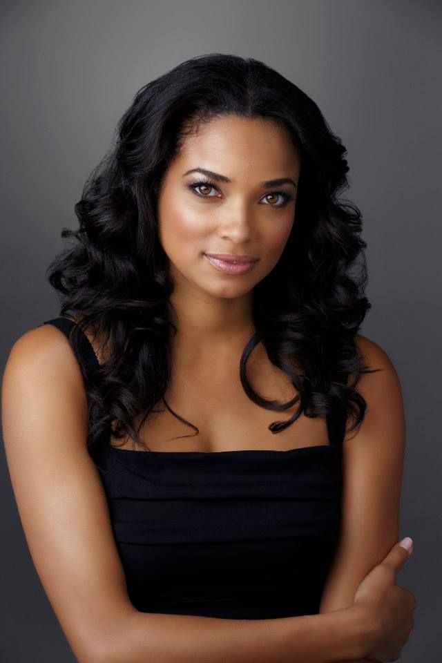 Rochelle Aytes as (April) #Mistresses