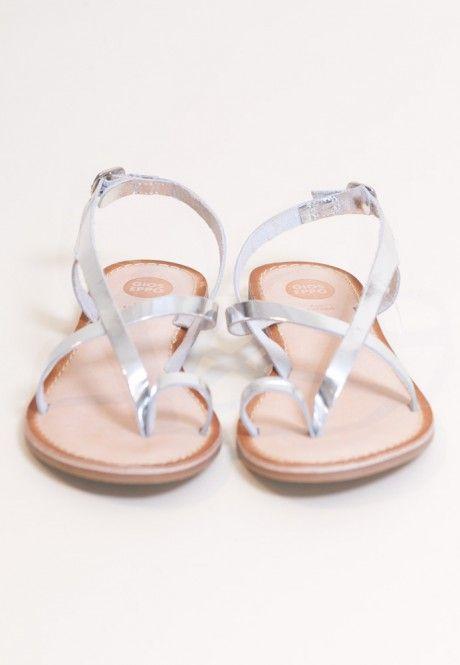 GIOS EPPO, Sandale mit Riemchen um den großen Zeh