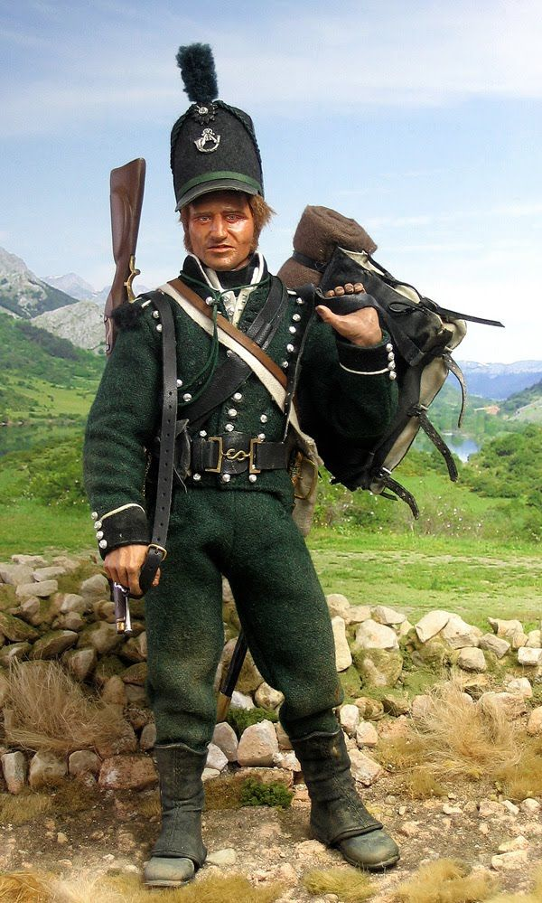 95th Rifles, 1811. - antheadssite