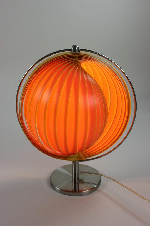 Dein Marktplatz Um Handgemachtes Zu Kaufen Und Verkaufen Vintage Table Lamp Lamp Ball Lamps