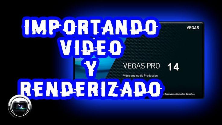 Sony Vegas Pro 13 o 14 : Breve Tutorial Inicial en Español