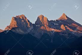Kanadische Rocky Mountains
