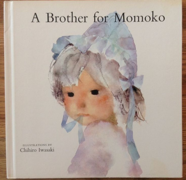 A Brother for Momoko Vintage Book 1970s Chihiro Iwasaki No Dust Jacket in Books, Children & Young Adults | eBay