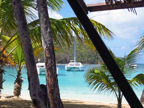 Sailing the Windward Islands of the Caribbean