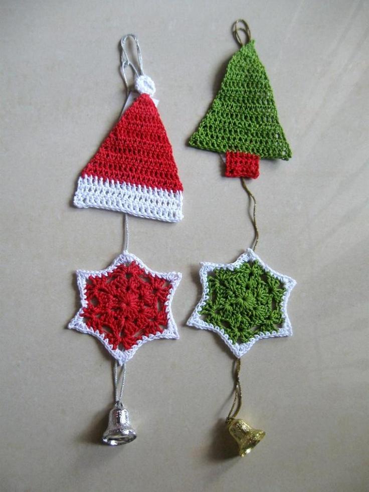 Christmas Crochet #christmas #crochet