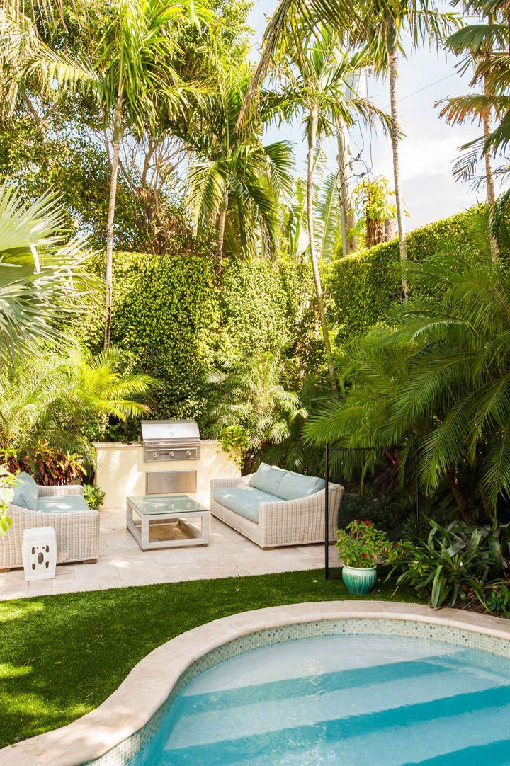 Die 25+ Besten Ideen Zu Tropical Outdoor Dining Furniture Auf ... Ideen Tipps Gestaltung Aussenraume