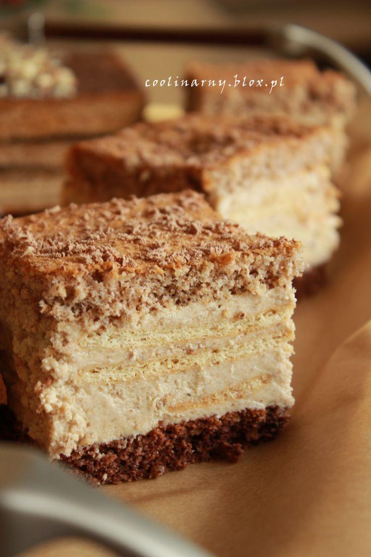 Ciasto orzechowe - wykwintne, najpyszniejsze!
