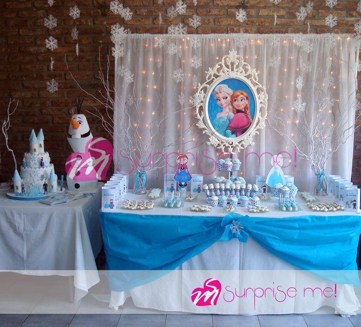 Frozen (Disney) Birthday Party Ideas | Photo 4 of 15 | Catch My Party