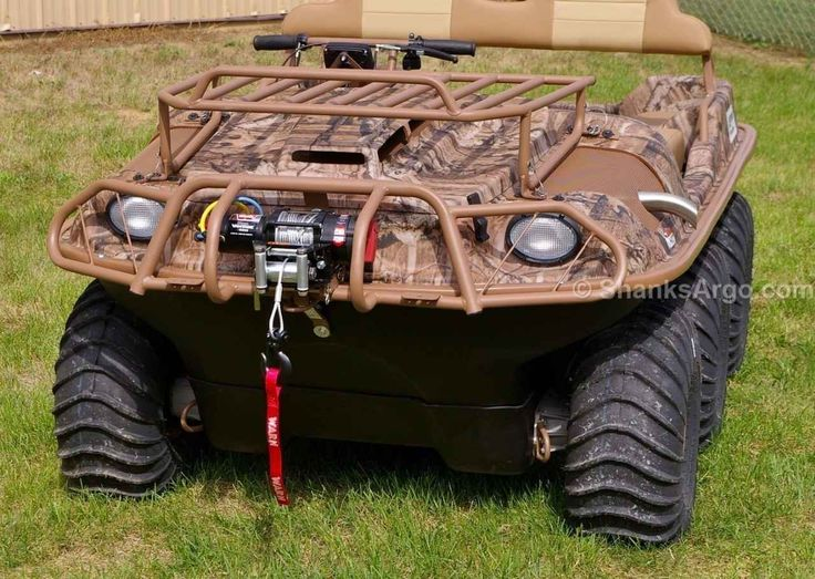 New 2017 Argo FRONTIER 6X6 SCOUT S ATVs For Sale in Pennsylvania.