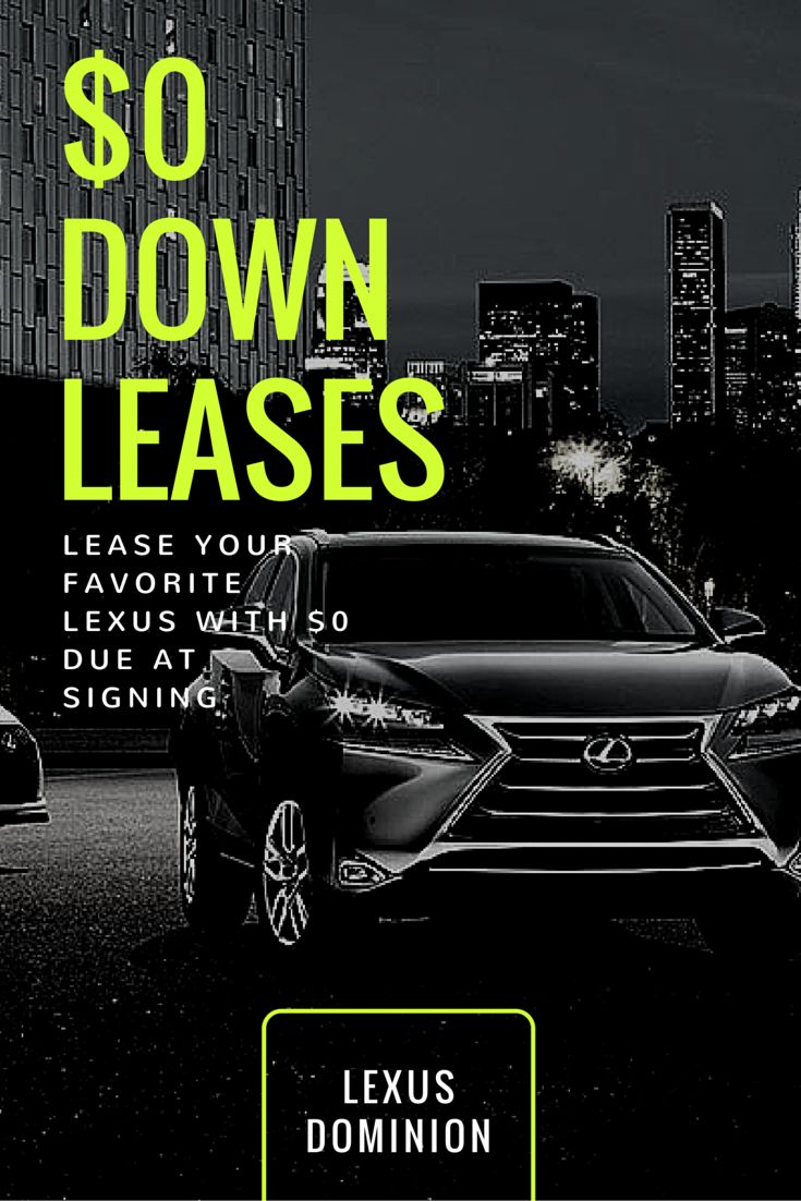 Summer Savings!  View our $0 Down Lease Offers.