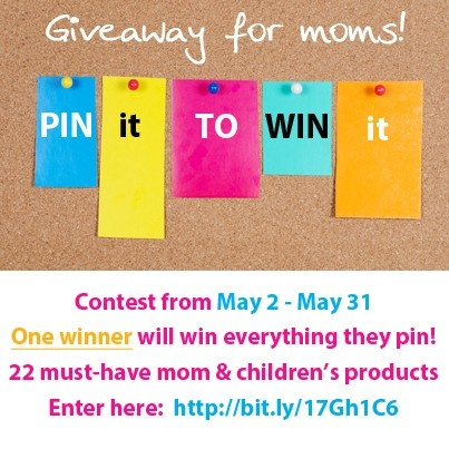 Your chance to win everything you pin!  http://parkingpalblog.com/pin-it-to-win-it/