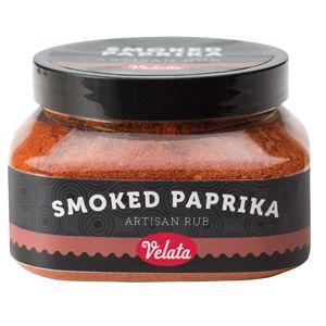 Smoked Paprika Artisan Rub | Velata | Pinterest