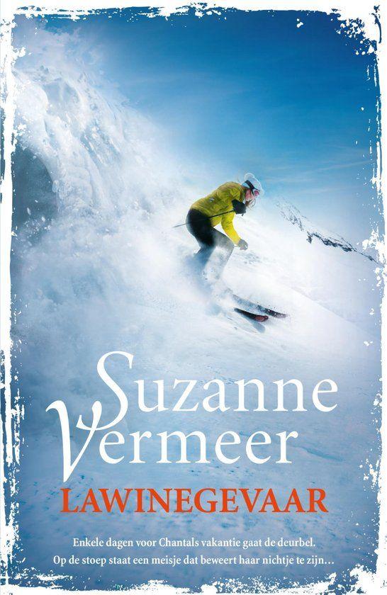75/53 20161121: Lawinegevaar; Opnieuw een spannende makkelijk lezende thriller van Suzanne Vermeer.