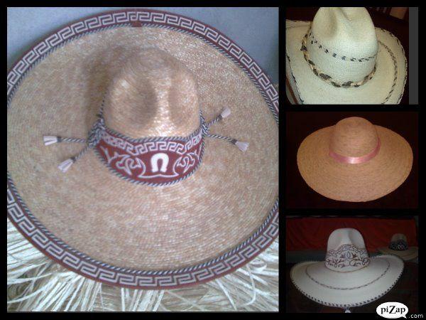 Modelos de Sombreros