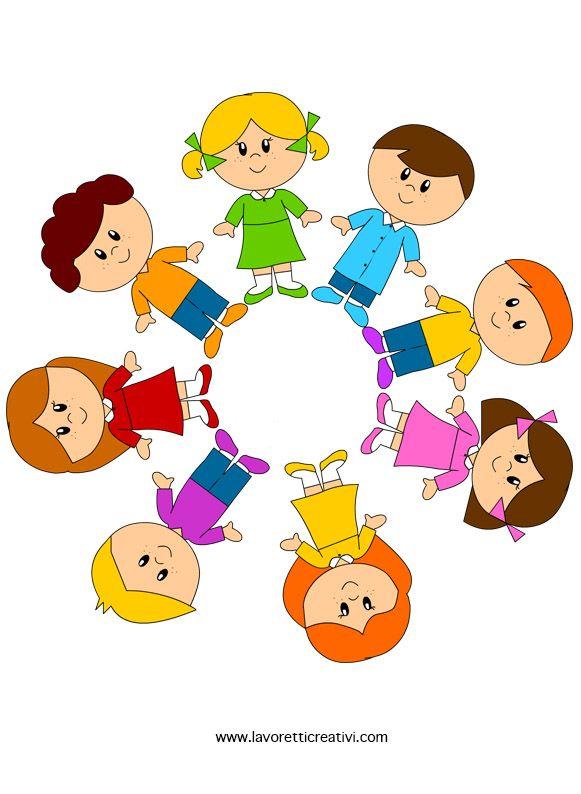 bambini-cerchio