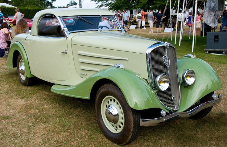1934 Peugeot 601D Eclipse