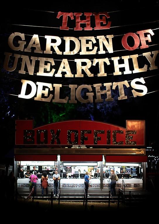 Adelaide Fringe Festival. Adelaide, South Australia.