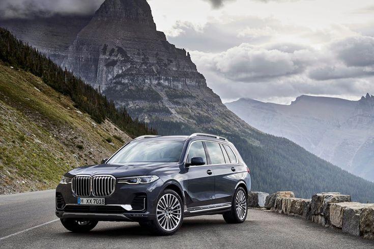 КЛАССНЫЕ ФОТО АВТО! (и не только): BMW X7 (G07) (2019 ...