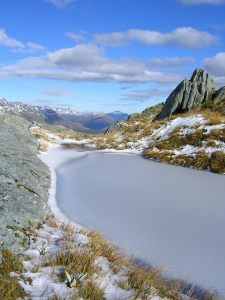New Zealand Adventure Tours that include a multi-day trek