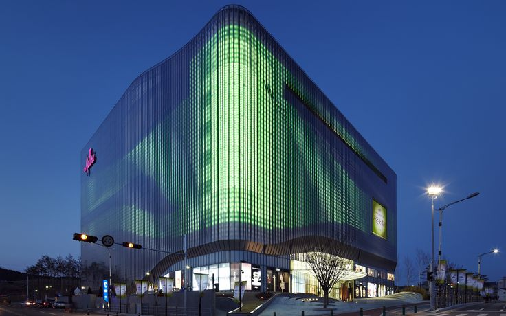 Galleria Centre - UN Studio (2010)
