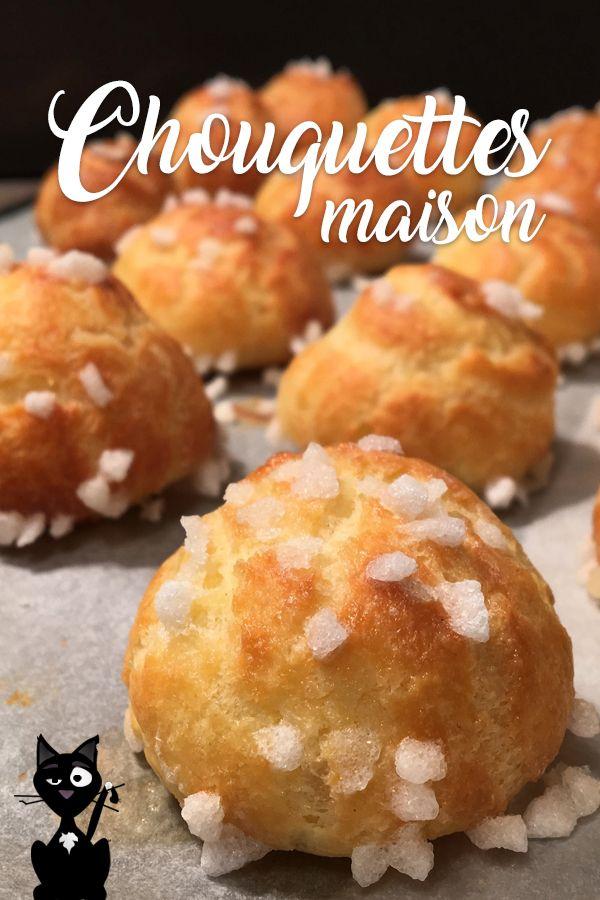 Recette Facile De Chouquettes Maison Comme En Boulangerie Un
