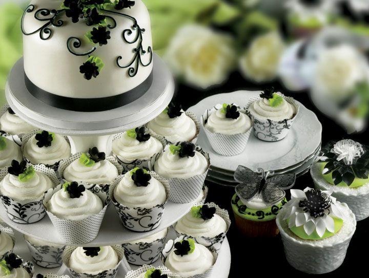 Deliciosas alternativas a la tarta nupcial