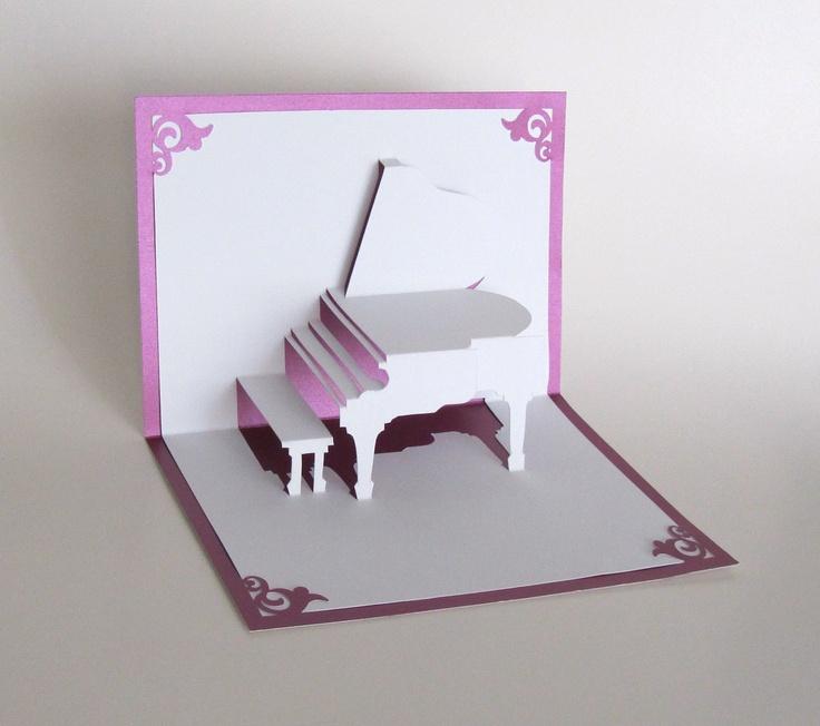 Оригами днем, самоделки открытки объемные