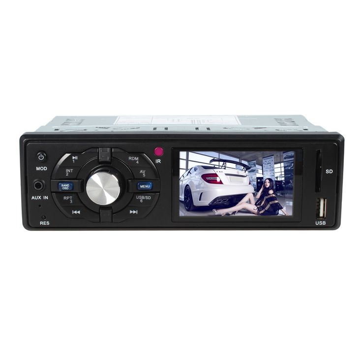 3'' Car Tuning MP5 Player FM/SD/MMC/AUX /USB Auto MP4 Players with Video Output