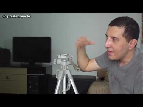 #ResterTECH S02E26 - Fotos Panorâmicas com a Canon SX30 IS + Photoshop - YouTube