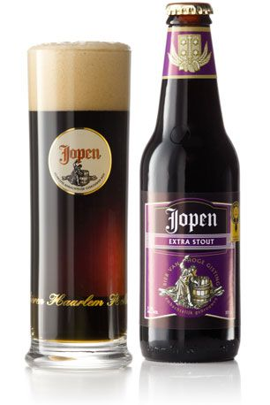Jopen Stout - Brouwerij Jopen, Haarlem, Nederland. Beoordeling GGOB: 3,4. Eigen beoordeling: 4