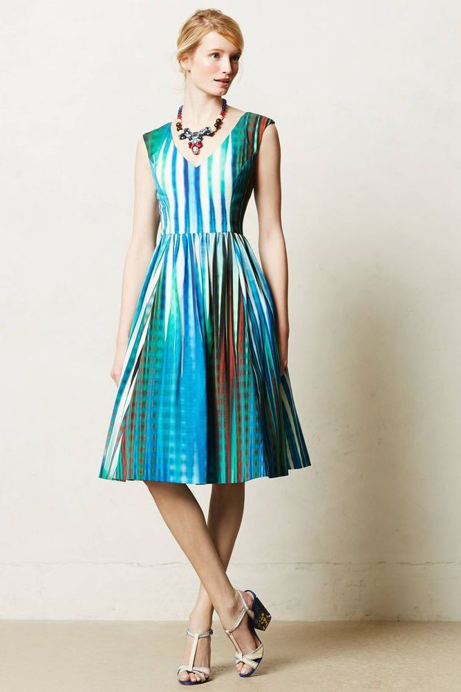 207764e35c2a Anthropologie Ultramarine Dress By Tracy Reese Dashing Dresses