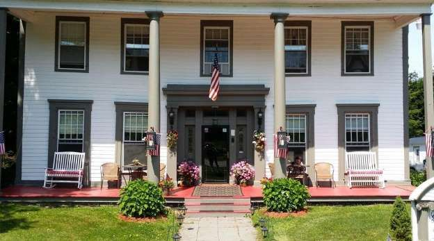 A COMFY B&B Looking for an inexpensive place to lay your head while visiting nearby Cooperstown or on the way to the Adirondacks? Guests who've stayed at the Brookside Inn at Laurens (starting at $125) award the place a 4.9 out of 5 rating on BedandBreakfast.com. There's a buffet-style breakfast, a brook flowing right outside, and a sumptuous great room.