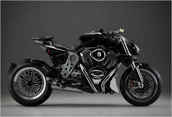 CR Motorcycles.