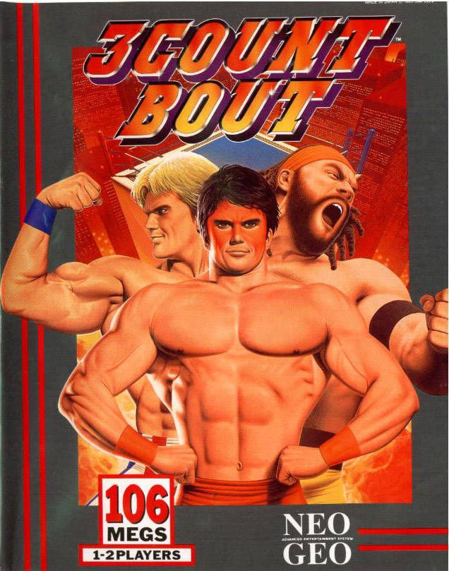 3 Count Bout, Neo Geo
