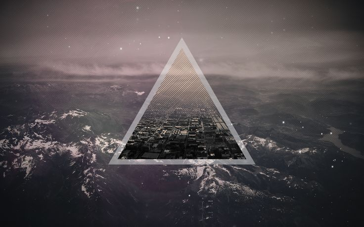 hipster triangle tumblr backgrounds - photo #5